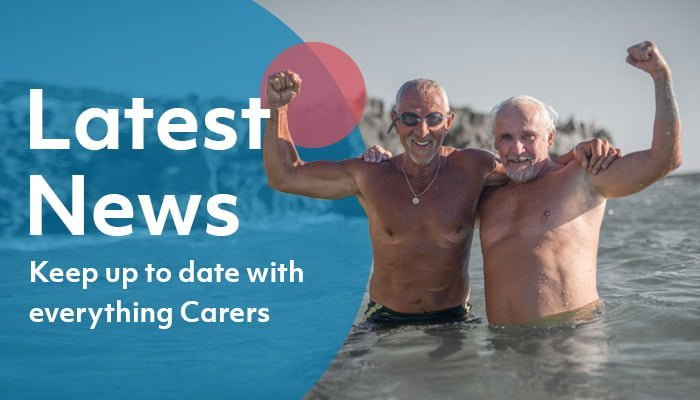 Latest News banner for Carers WA